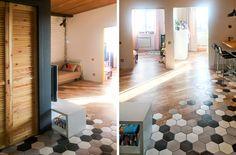 Квартира 56 м² для семьи с двумя детьми в Туле – Идем в гости