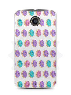 Capa Capinha Moto X2 Donuts - SmartCases - Acessórios para celulares e tablets :)