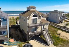 House vacation rental in South Nags Head, Nags Head, NC, USA from VRBO.com! #vacation #rental #travel #vrbo