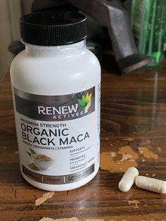 Black Maca, Maca Root Powder, Menopause, How To Increase Energy, Veggies, Organic, Vegan, Natural, Health
