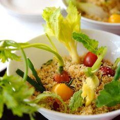 アンチョビディップの野菜スティック レシピ