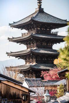 八坂塔 Hokan-ji Temple - Kyoto