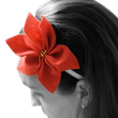 flor para tiara
