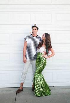 Sirène & matelot