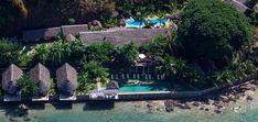 Hotel Ecolochic à Nosy-Be, Madagascar, Lodges de luxe et bungalows sur plage | Heure Bleue