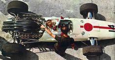 1967 Honda RA300 John Surtees