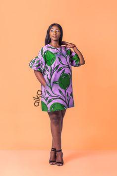 Ankara Shift dress, African print dress, African clothing, Ankara clothing, Ankara Sack Dress, Afric