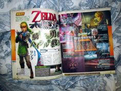 Hyrule Warriors Story Details Revealed, Features 'Unexpected' Playable Characters (click for more info!)