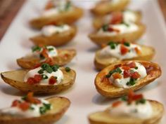 Get Baby Baked Fingerling Potatoes Recipe from Cooking Channel