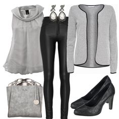 Party Outfits: GreyParty bei FrauenOutfits.de
