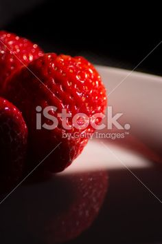 Fotografía Gema Ibarra: Strawberries - Stock Image by Gema Ibarra