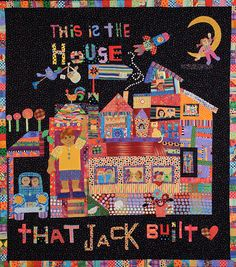 The House That Jack Built by Mary Lou Weidman