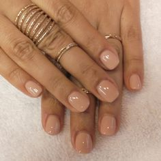 short acrylic nails - Google Search