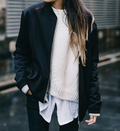 thestyle-addict:   Jacket ... A Fashion Tumblr full of Street Wear, Models…