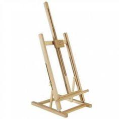 display stand Art Easel tabletop desktop by artsagclassicnature, $45.00