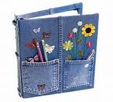 Recycled Jeans Crafts - Bing Images