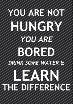 Ill learn this lesson during the ultimate reset I'm starting this Friday!!! Gulp. Ill keep u posted on my progress at theutleyfamily.posterous.com