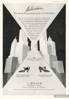 I. Miller 1927 Raymond Loewy