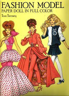 Fashion Model PD - Bobe Green - Picasa Web Albums* 1500 free paper dolls at Arielle Gabriel's International Paper Doll Society for Pinterest paper doll pals *