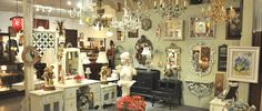 Lancaster, PA - Antiques and Antique Shops