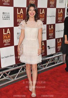 Alessandra Mastronardi at the LA Film Festival premiere of her movie