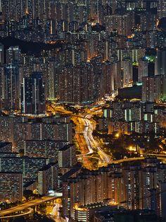 Wang Tau Hom, Kowlon, Hong Kong – by CoolbieRe