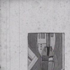 Gustave Miklos (1888 - 1967)  Masque [1920 - 1925] Mine graphite, lavis d'encre et gouache sur papier règle 17,2 x 11,5 cm Achat, 1976 Numéro d'inventaire : AM 1976-879 Centre Pompidou