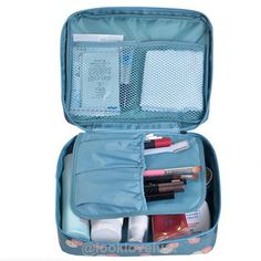 Do Not Miss Drop ship high quality Make Up Bag Women waterproof Cosmetic  MakeUp bag travel organizer for toiletries toiletry kit     Find out more  on ... e4d9d38f8365d