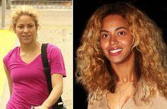 Veja como são as famosas mais cobiçadas do mundo da fama sem nenhuma maquiagem, de cara limpa! - Veja mais em: http://vilamulher.com.br/beleza/rosto/famosas-de-rosto-lavado-sem-maquiagem-sem-glamour-2-1-14-1573.html?pinterest-destaque