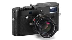 Leica Introduces the M-P, a Stealth Take on the M Typ 240 - Bloomberg