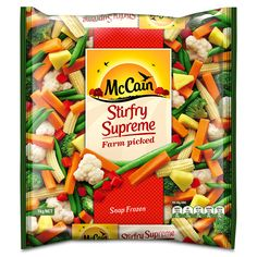 Mc Cain Stirfry Supreme Vegetables