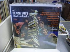 Beach Boys Stack o Tracks LP Capitol [Rainbow] Records EX IN Shrink w/ Booklet Rare Vinyl Records, Lp Vinyl, Boy Photos, Beach Photos, Lead Lines, The Beach Boys, Hard To Find, Booklet, Growing Up