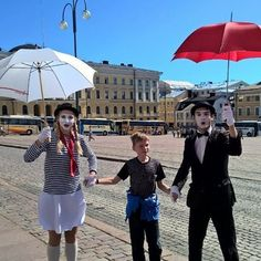 This is my first Instagram post ever. I had doubts about Instagram, but luckily I joined. IG is today so natural part of my life, I love to share my photos.    This photo was taken at Helsinki Senate Square, we occasionally met those clowns who jumped up and down with my son. So fun moment.    What was your first IG post?    #first #firstpost #memorylane #memory #throwbackthursday #throwback #helsinki #senatesquare #clowns #travelblogger #timokiviluoma