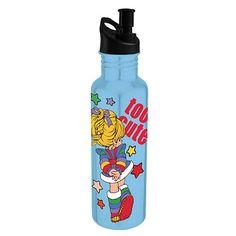 Rainbow Brite Too Cute Water Bottle