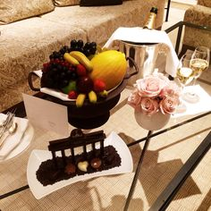 A warm welcome treatment for our guests upon arrival at the Hotel Adlon Kempinski Berlin.