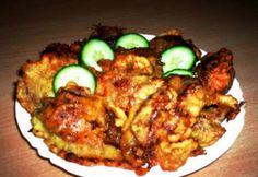 Érdekel a receptje? Kattints a képre! Meat Recipes, Dinner Recipes, Cooking Recipes, Kefir, Food And Drink, Eggs, Menu, Chicken, Breakfast
