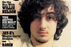 Rolling Stone takes heat for cover featuring #Boston bomb suspect Tsarnaev