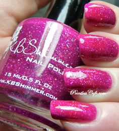 Oh my... KBShimmer Summer 2013 Collection - Swatches and Review