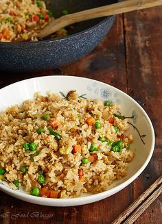 How to make fried rice like a japanese steakhouses version fried make this tasty japanese fried rice hibachi style at home with ease all ccuart Images