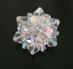Check out this item in my Etsy shop https://www.etsy.com/listing/265380129/50s-austrian-crystal-aurora-borealis