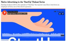 #Podcast's advertising: must to be clear with listeners & separate the content from the ads http://klou.tt/16ihcgtnz7sfh