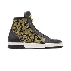 Italian Sneakers, Flower Texture, Crocodile, Converse Chuck Taylor, Black Gold, Men's Shoes, Dust Bag, High Top Sneakers, Exotic
