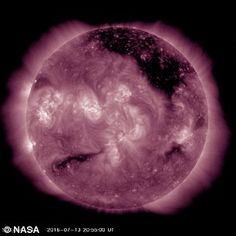 Watch the sun FLIP (but don't panic, its just Nasa repositioning its solar observatory)   Daily Mail Online