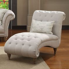 Hutton Chaise (Matching Hutton Sofa also available.) | Weekends Only Furniture and Mattress