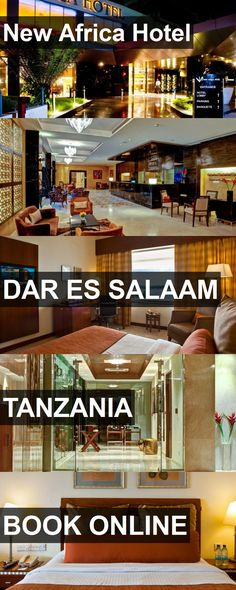 New Africa Hotel in Dar Es Salaam, Tanzania. For more information, photos, reviews and best prices please follow the link. #Tanzania #DarEsSalaam #travel #vacation #hotel