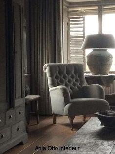De Wilgengaarde in Ruinen heeft meubels van Hoffz