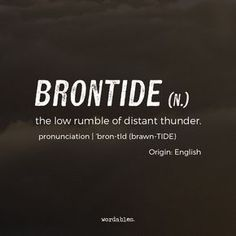 7 Beautiful Words to Describe Weather You've Never Heard of But are Already In. This amazing picture collections about 7 Beautiful Words to The Words, Weird Words, Words To Use, Cool Words, Words To Describe Love, Words For Wind, Unusual Words, Unique Words, Aesthetic Words
