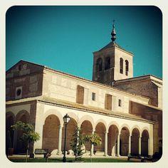 #Iglesia de Santa Maria del Castillo en #Olmedo provincia de #Valladolid