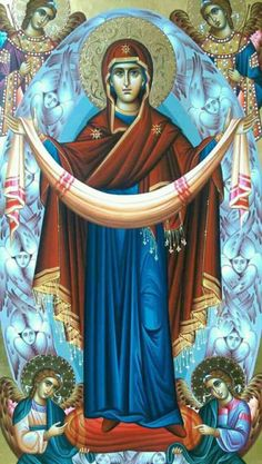 Queen Of Heaven, Mama Mary, Byzantine Icons, Medieval Armor, Orthodox Icons, Blessed Mother, Mother Mary, Our Lady, Orthodox Christianity