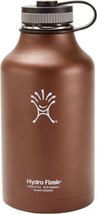 Hydro Flask Wide-Mouth Vacuum Bottle - 64 fl. oz. - REI Garage